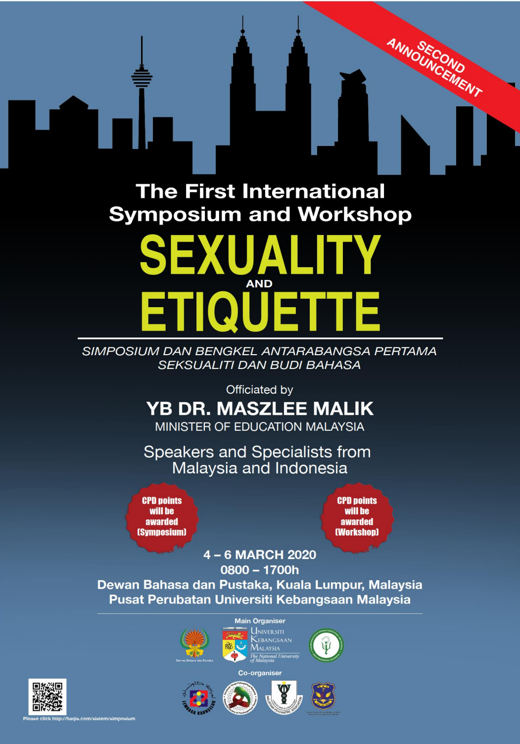 The First International Symposium and Workshop Sexua..
